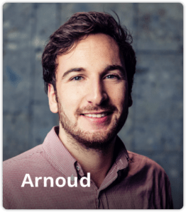 Digital Marketing Talent Arnoud Roorda