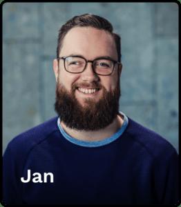 Digital Design Talenten Jan