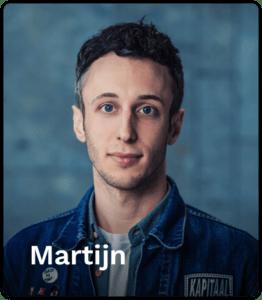 Digital Design Talenten Martijn