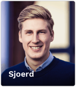 Digital Marketing Talent Sjoerd Bracke
