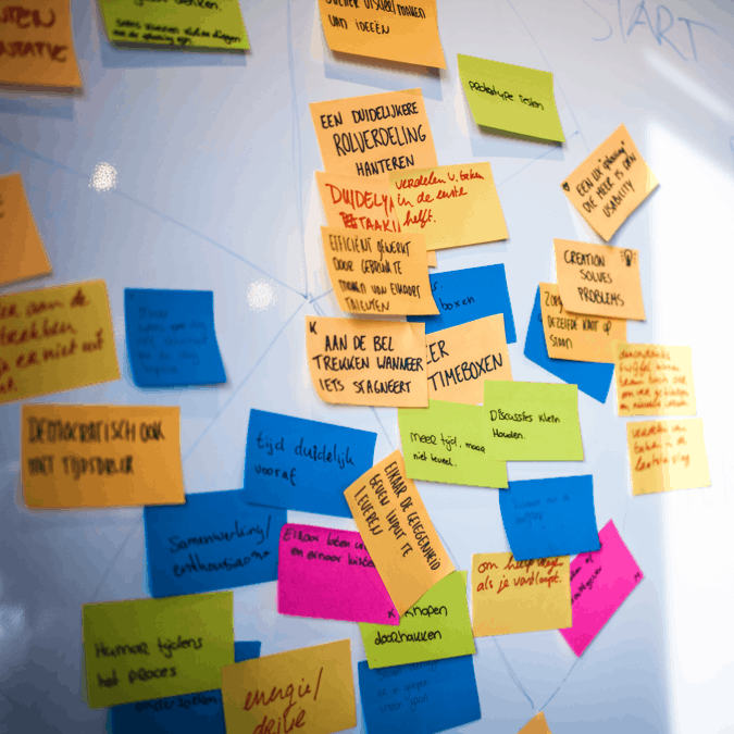 Het programma digital marketing design schaalplus
