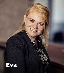 Digital Marketing Talent Eva