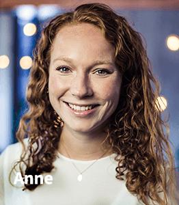 Digital Marketing Talent Anne