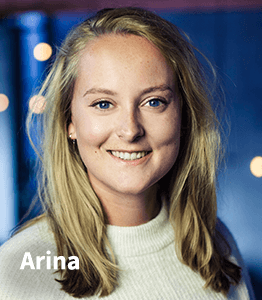 Digital Marketing Talent Arina