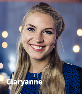 Digital Marketing Talent Claryanne