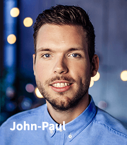 Digital Marketing Talent John-Paul