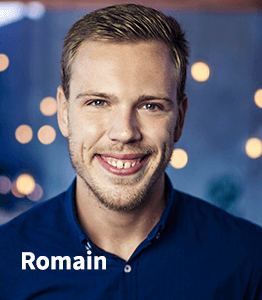 Digital Marketing Talent Romain