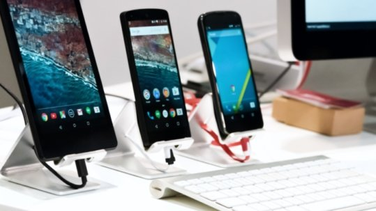 Usability test smartphones