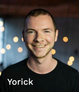 Digital Design Talent Yorick
