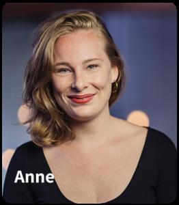 Digital Marketing Talent Anne Egberts
