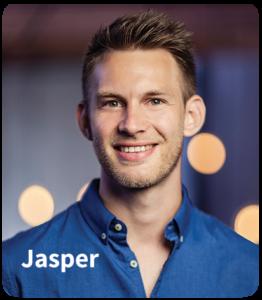 Digital Marketing Talent Jasper Seeger