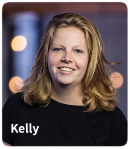 Digital Marketing Talent Kelly Reimert