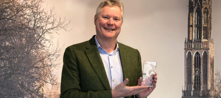 FD Gazelle Award 2019 voor SchaalX Holding BV