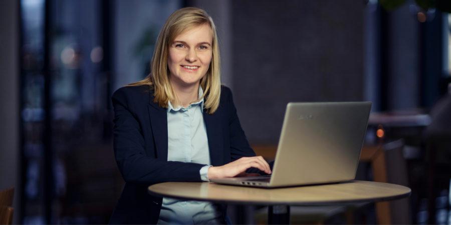 Inge Schuurman actiefoto