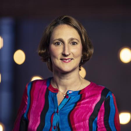 Marieke van Heek Business Unit Manager SCHAAL+